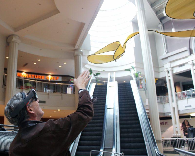 Kawaakari: River Of Light Indianapolis, Indiana. HoloLens modeling